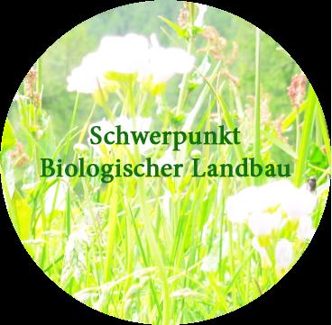 Schwerpunktfach Biologischer Landbau