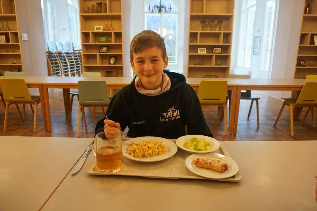 Schüler Essen